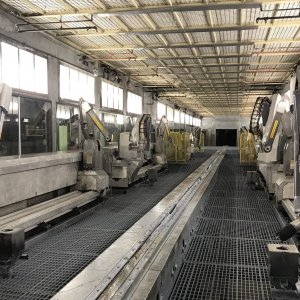 Rivian Paint Assembly in Normal, Illinois